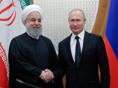 """Xung đột giữa Mỹ và Iran mở ra """"cơ hội vàng"""" cho Nga tại Trung Đông"""