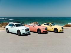 11 mẫu xe Rolls-Royce được cá nhân hoá độc đáo nhất 2019
