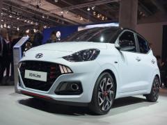 Hyundai Grand i10 thế hệ mới sắp có thêm phiên bản N Line với động cơ tăng áp