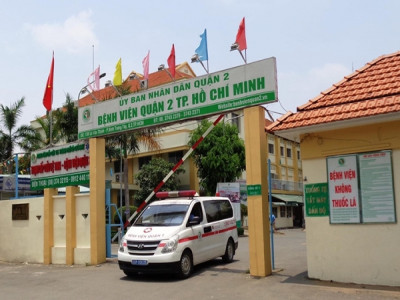 Bệnh viện quận 2 : Điểm đến tin cậy của người bệnh
