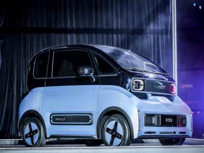 Baojun E300 2020 - Xe điện tí hon với giá 200 - 240 triệu đồng chính thức ra mắt