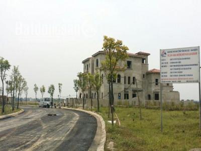 Giới đầu tư Hà Nội đổ tiền vào thị trường đất nền mới