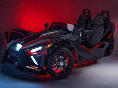 Polaris Slingshot 2020 - Mẫu xe 3 bánh ngầu nhất thị trường với hơn 200 mã lực mạnh mẽ