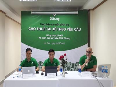 Dự án startup Xế chung – Giải pháp an toàn giao thông lần đầu tiên có mặt tại Việt Nam