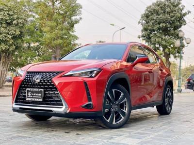 Lexus UX 2020 đầu tiên về Việt Nam cận Tết Nguyên đán