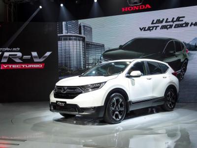 Nguồn cung đầy đủ, CR-V thúc đẩy doanh số Honda Việt Nam tăng trưởng trong năm 2019