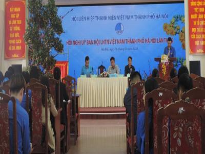 Công tác Hội và phong trào thanh niên Hà Nội năm 2019 được triển khai quy mô, bài bản và hiệu quả