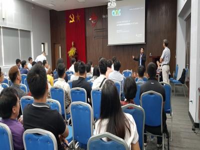 Tuổi trẻ VNCC: gắn công tác Đoàn với nhiệm vụ chuyên môn