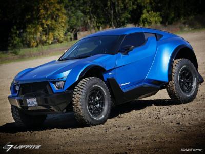 Laffite G-Tec X-Road 2020 - Siêu xe đi mọi địa hình với 720 mã lực điên rồ và cái giá 465.000 USD