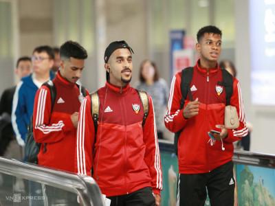 Cầu thủ UAE bị cấm bình luận về Việt Nam