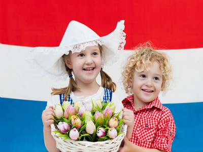 Lý do người Hà Lan giỏi tiếng Anh