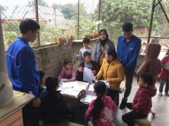 Tỉnh đoàn Yên Bái phối hợp hoạt động hỗ trợ học sinh học tập trong thời gian tạm nghỉ học để phòng, chống dịch bệnh COVID-19