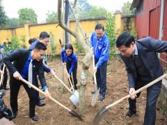 Lễ phát động Tết trồng cây đời đời nhớ Bác xuân Canh Tý 2020