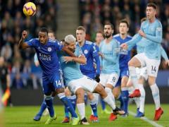 """Leicester - Man City: Tạo đà trước """"đại chiến"""""""