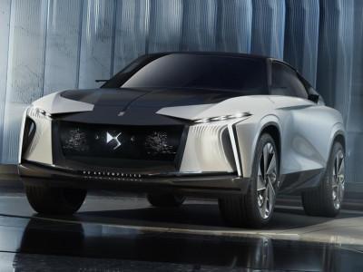 DS Aero Sport Lounge - SUV điện táo bạo đến từ tương lai với 670 mã lực