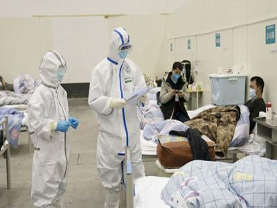 Hồ Bắc: 1.696 người tử vong, 58.182 ca nhiễm Covid-19