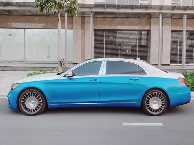 Diệp Lâm Anh rao bán lại Mercedes-Maybach S450 với giá 6,8 tỷ đồng, không quên nhắc khéo có lộc cho người mua