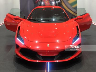 Video khám phá siêu xe Ferrari F8 Tributo thứ 2 về Việt Nam, giá từ 23 tỷ đồng