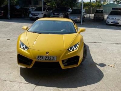 Lamborghini Huracan LP580-2 chính thức có hộ khẩu ở Cần Thơ, biển số suýt