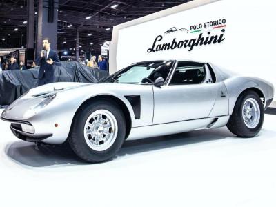 Xem Lamborghini phục chế siêu xe cổ Miura SVJ, chỉ có 4 chiếc như vậy từng ra đời