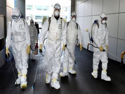 Số ca nhiễm Covid-19 ở Hàn Quốc tiếp tục tăng thêm 142 trường hợp