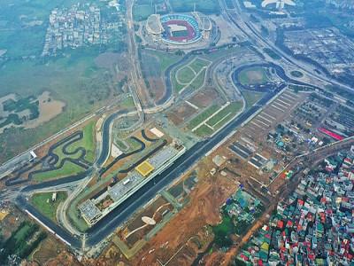 Giám đốc F1: 'Chặng đua Việt Nam không hoãn'