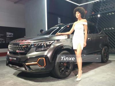 Làm quen với phiên bản X-Line thể thao hơn của Kia Seltos - SUV cỡ B có thể sẽ về Việt Nam