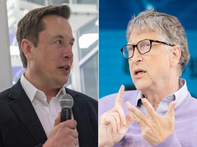 Bỏ qua Tesla để mua Porsche Taycan, tỷ phú Bill Gates bị Elon Musk