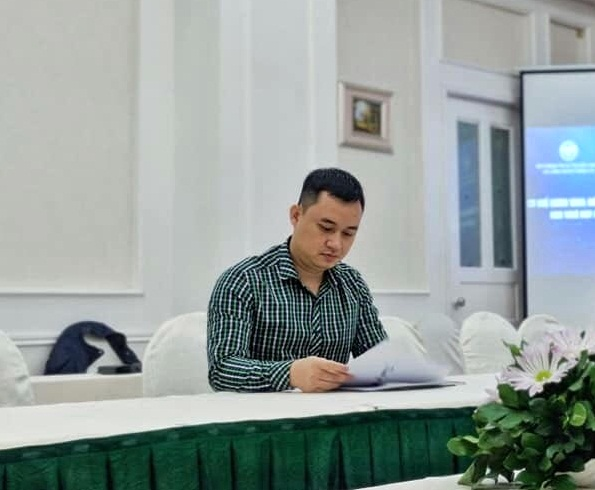 CEO Trịnh Duy Thanh