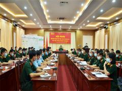 Chống dịch COVID-19: Thành lập Ban Chỉ huy lâm thời Phòng thủ dân sự Quân khu 7