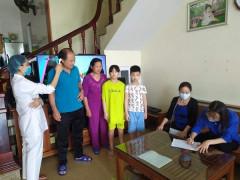 Quảng Ninh: Trên 300.000 người dân đang được khám sức khỏe trực tiếp tại nhà