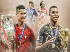 Bốc thăm UEFA Nations League: Bồ Đào Nha, Pháp, Croatia tạo nên bảng tử thần