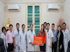 Chi Pu tặng phòng cách ly áp lực âm 650 triệu đồng chống dịch Covid-19