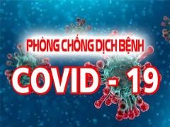 Chống dịch COVID-19: Những việc cần làm ngay 16:39, 28/03/2020