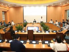 Chống dịch Covid-19: Hà Nội đề xuất cho tạm nghỉ một số cơ quan hành chính