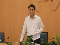 Hà Nội ra công điện khẩn phòng chống lây lan Covid-19 từ ổ dịch Bệnh viện Bạch Mai