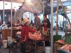 Tăng nguồn cung thịt lợn từ nhập khẩu