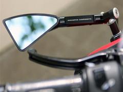 Xe máy không gương sẽ bị xử phạt như thế nào?