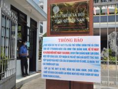 BHXH Quảng Nam:  Đồng bộ các giải pháp đảm bảo quyền lợi  cho người tham gia BHXH, BHYT ứng phó với dịch Covid-19