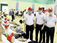 Tuổi trẻ Tập đoàn Công nghiệp Than- Khoáng sản Việt Nam ra quân hiến máu tình nguyện đợt 1/2020