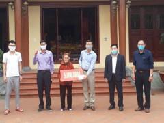 Đông Triều: Nhiều doanh nghiệp, tổ chức, cá nhân sát cánh, đồng hành trong cuộc chiến chống dịch COVID-19