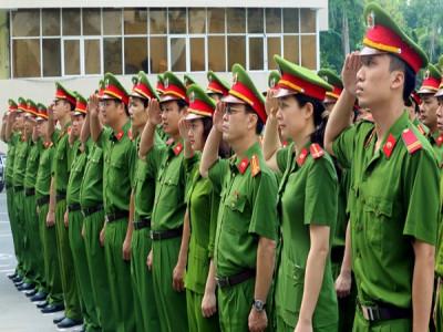 Một số giải pháp nâng cao chất lượng công tác của Công an các quận  ở thành phố Hà Nội hiện nay