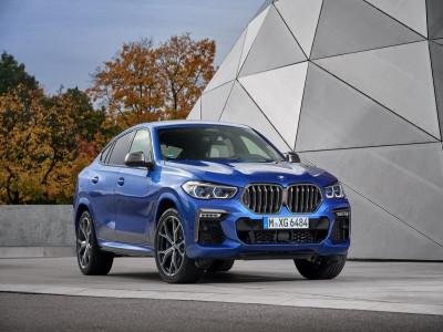 Giữa tâm dịch Covid-19, BMW X6 2020 rục rịch ra mắt thị trường Việt Nam