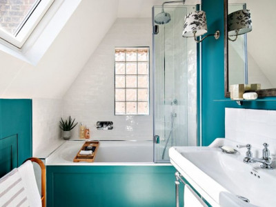 Điểm danh 4 xu hướng màu sắc phòng tắm được yêu thích