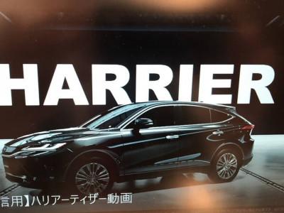 Diện kiến thế hệ mới của Toyota Harrier - mẫu SUV từng được mệnh danh là Lexus RX giá rẻ