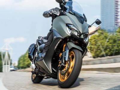 Xe ga phân khối lớn Yamaha TMax 560 2020 lộ diện, chính thức ra mắt vào tháng 5