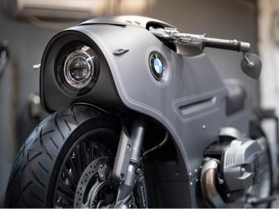 Chiêm ngưỡng BMW R nineT độ tuyệt đẹp do người Nga thực hiện