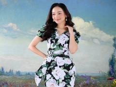 Ngọt ngào và bí  ẩn từ hoa hồng với thời trang H&T