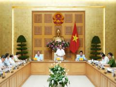 Thủ tướng chủ trì họp Thường trực Chính phủ tháo gỡ khó khăn cho doanh nghiệp dầu khí, hàng không