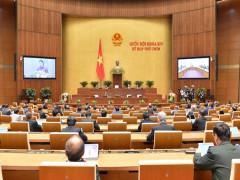 Quốc hội thảo luận về phòng, chống xâm hại trẻ em